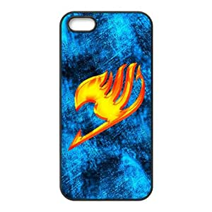 Fairy Tail Iphone 5 5S Cell Phone Case Black JN786K5C