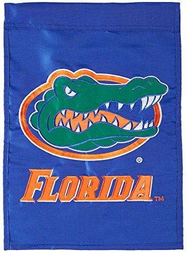Enterprises Evergreen Spring - Florida Gators Official NCAA 12.5 inch x 18 inch Applique Garden Flag by Evergreen