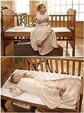 OuYun Baby Organic Sleeping Winter Detachable