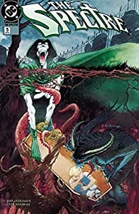 The Spectre (1992-) #5