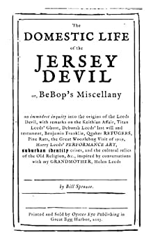 The Domestic Life of the Jersey Devil by [Sprouse, Bill]