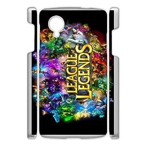 Cover League Of Legends For Google Nexus 5 Cell phone Case Uxpk Unique Protective Csaes Cover