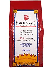 Puroast Low Acid Ground Coffee