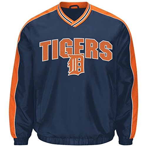 Detroit Tigers Pullover Jacket - Detroit Tigers MLB G-III