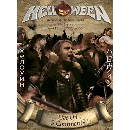 Halloween (Live) (Halloween 3 Continents)