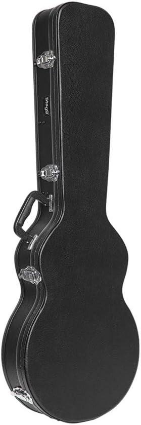 Stagg GCA-LP - Estuche para guitarra: Amazon.es: Instrumentos ...