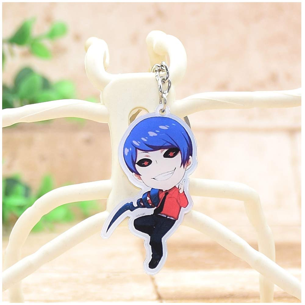 Tokyo Ghoul - Popular Anime Manga Series Acrylic Key Chain Ring (Tsukiyama Shuu)
