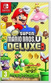 New Super Mario Bros. U Deluxe (Nintendo Switch)