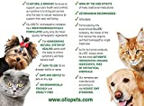 OLLOPETS Worms, Organic Homeopathic Option for All