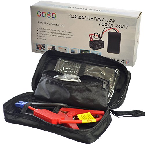Goso Car Battery Charger