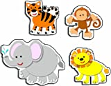Animals Stickers: Sticker Variety Pack