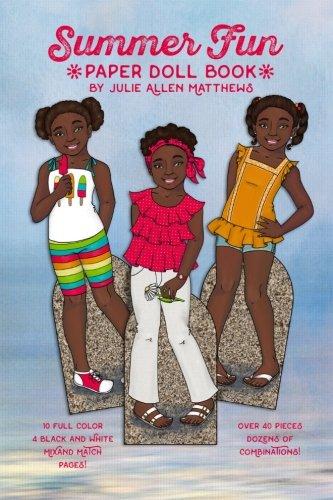 Summer Fun: A Paper Doll Book