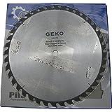 DKB–HM widea TCT Lame de scie circulaire 600mm pour bois de chauffage Scie bois dur pour scie à bûches et du bois scie