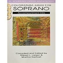 Coloratura Arias for Soprano