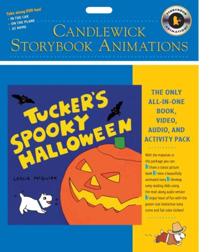 Tucker's Spooky Halloween: Candlewick Storybook Animations