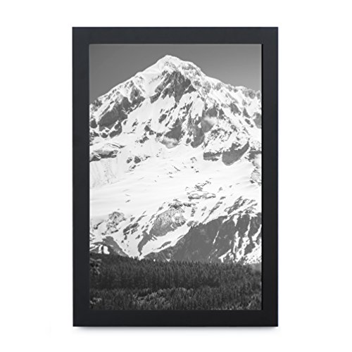 11x17 Picture Frame - Black Poster, Frames by EcoHome by Eco-home