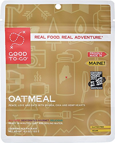 Good To-Go Oatmeal (Single Serving)