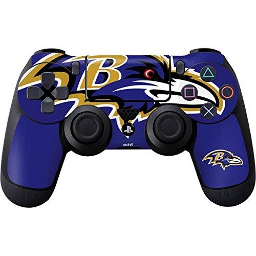 NFL Baltimore Ravens PS4 DualShock4 Controller Skin - Baltimore Ravens Large Logo Vinyl Decal Skin For Your PS4 DualShock4 Controller