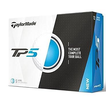 TaylorMade TP5 Golf Balls (1 Dozen)