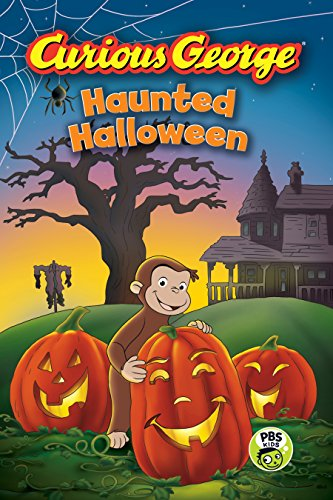 Curious George Haunted Halloween (CGTV Reader)]()