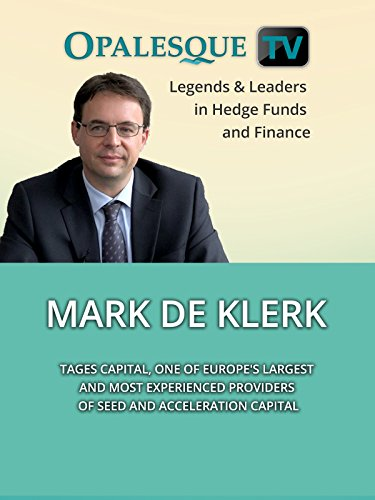 (Legends & Leaders in Hedge Funds and Finance - Tages Capital, One of Europe's largest and most experienced providers of seed and acceleration capital)