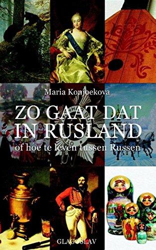 Amazon.com: Zo Gaat Dat in Rusland (Dutch Edition) eBook ...