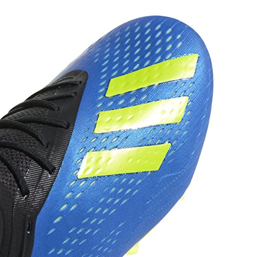 Blue Originals Core FxG Kids' Football Solar Shoe X Black 18 adidas 4 J Soccer Yellow HwqvdWU