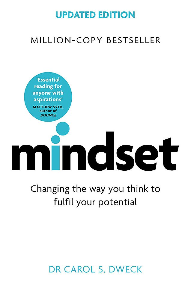 Amazon Com Mindset Updated Edition Changing The Way You Think To Fulfil Your Potential 9782133487514 Dweck Dr Carol Books