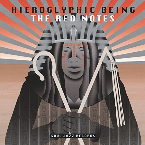 Hieroglyphic Being - The Red Notes - (SJRCD394) - CD - FLAC - 2018 - WRE Download