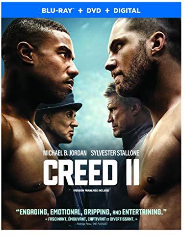 Creed II (Bilingual) [Blu-Ray + DVD + Digital]