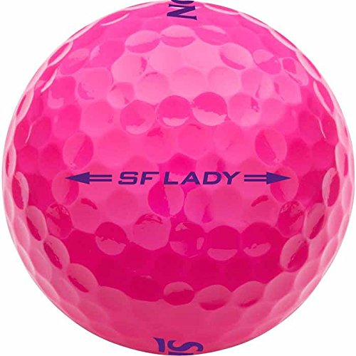 Srixon Soft Feel Women's 2016 Golf Ball (One Dozen)