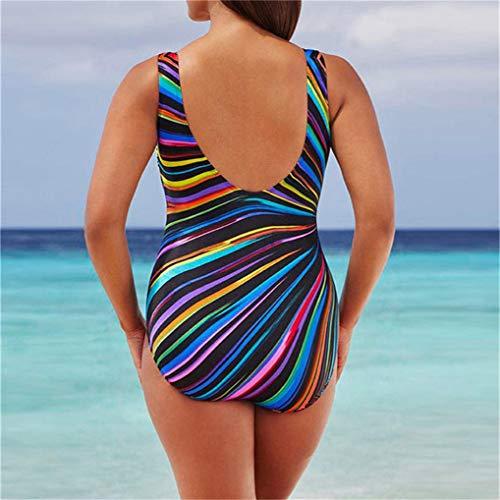 Eine Badebekleidung Badeanzug Badekleid Einteiler Tankini Up Bikini Bademode