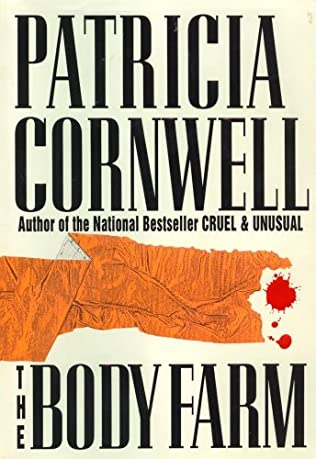 book cover of The Body Farm