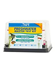 API FRESHWATER MASTER TEST KIT 800-Test Freshwater Aquarium W...