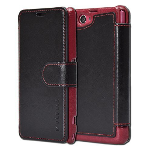 Sony Xperia Z1 Compact Case Wallet - Mulbess