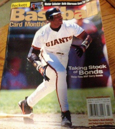 (Magazine - Beckett Sports Monthly - 2009 March - Vol. 26 No. 3 #288)