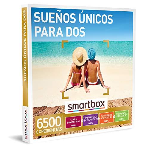 Smartbox – Caja Regalo Amor para Parejas – Sueños únicos para Dos – Ideas Regalos Originales – 1 Experiencia de…