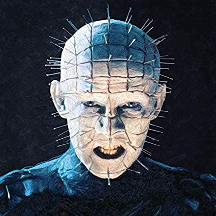 Image result for pinhead hellraiser