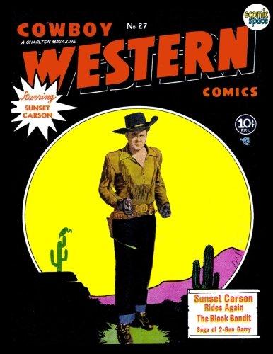 Read Online Cowboy Western Comics #27 PDF
