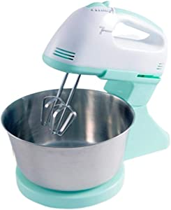 Food processor food processor 2 in 1 handheld and double stick use Design Mixer 7 speed options with 1.7 L bowl and 4 connections
