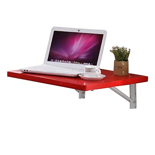 Mesa lateral Extremo del escritorio Mesita de noche Plegable de ...