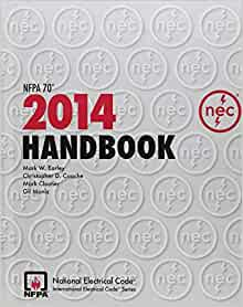National electrical code 2014 handbook international electrical national electrical code 2014 handbook international electrical code 9781455905447 medicine health science books amazon fandeluxe Gallery