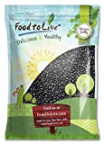Black Turtle Beans by Food To Live (Dried, Bulk) — 5 Pounds