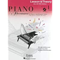 Piano Adventures: Lesson And Theory Book - Level