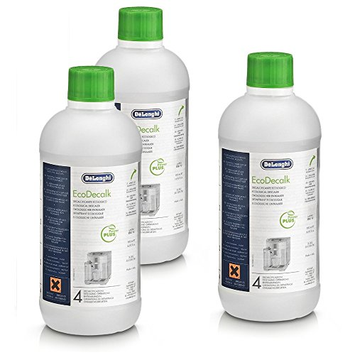 DeLonghi 16.9 Ounce Eco Descaling Solution, Set of 8 by DeLonghi