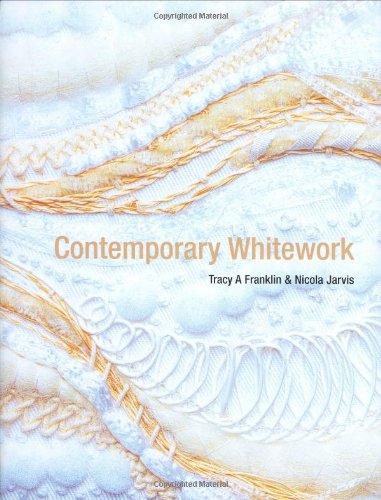 Contemporary Whitework