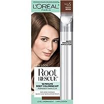 L'Oréal Paris Root Rescue Hair Color, 5 Medium Brown
