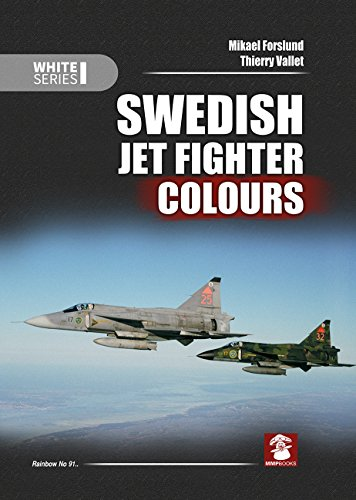 Swedish Jet Fighter Colours (White (32b Colour)