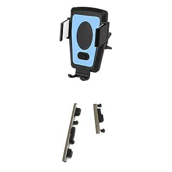 MagiDeal - Soporte para teléfono móvil para Coche (rotación de 360º, para Rejilla de