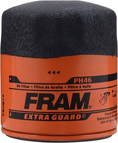 FRAM PH46 Extra Guard Passenger Car Spin-On Oil Filter by Fram (Image #1)